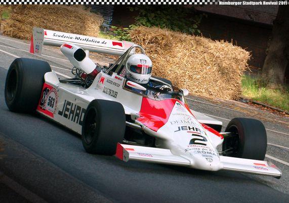 MARCH-BMW 812 Formel 2