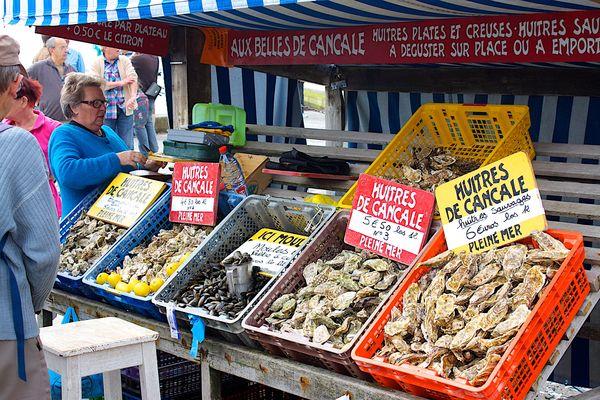 Marchands d'huîtres