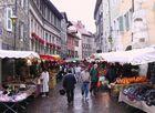 Marché à Annecy