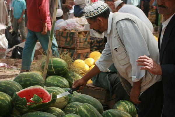 marché berbere