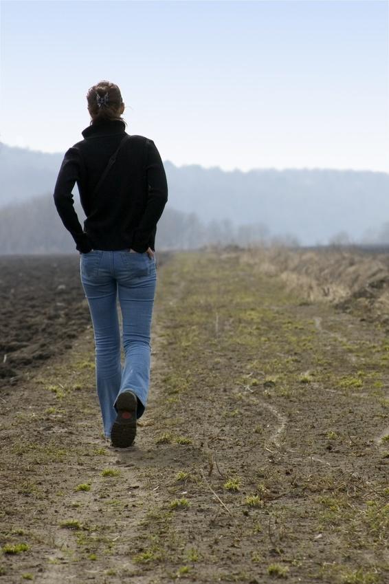 Marche solitaire