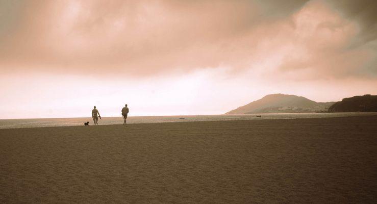 Marche vers l'inconnu