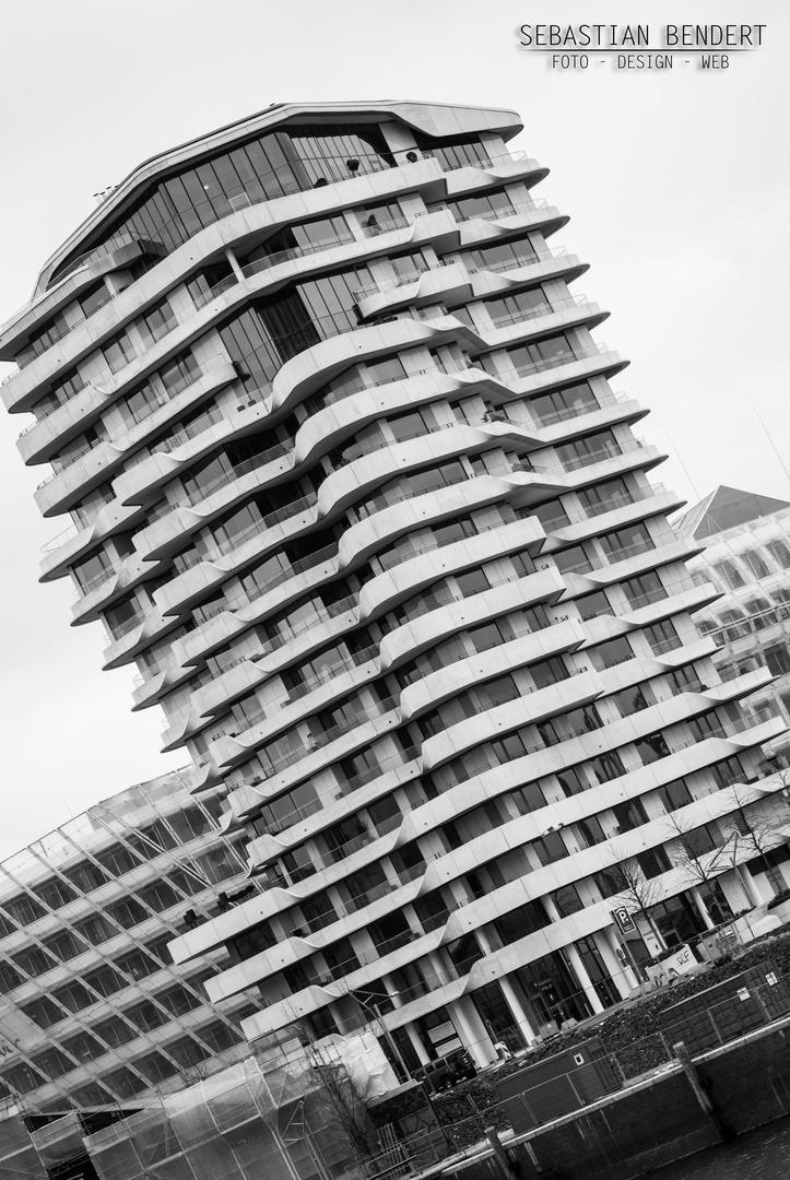 Marco Polo Tower Hamburg