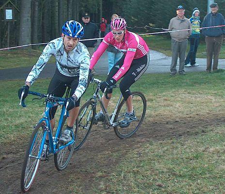 Marcus Burghardt beim Crossrennen