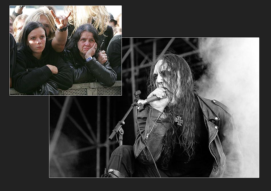 Marduk & Fans @ Wacken 2005