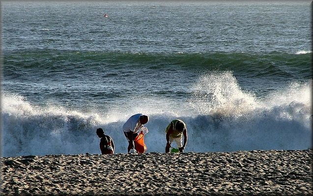 Mare arrabbiato  in Agosto :-))))))