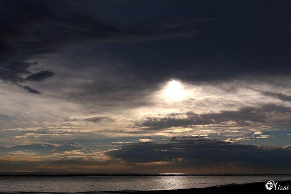mare cielo e poco sole...