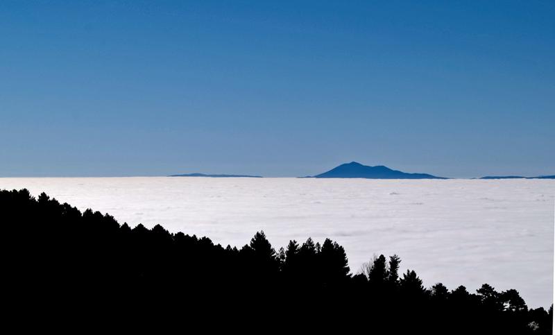 mare di ..nebbia