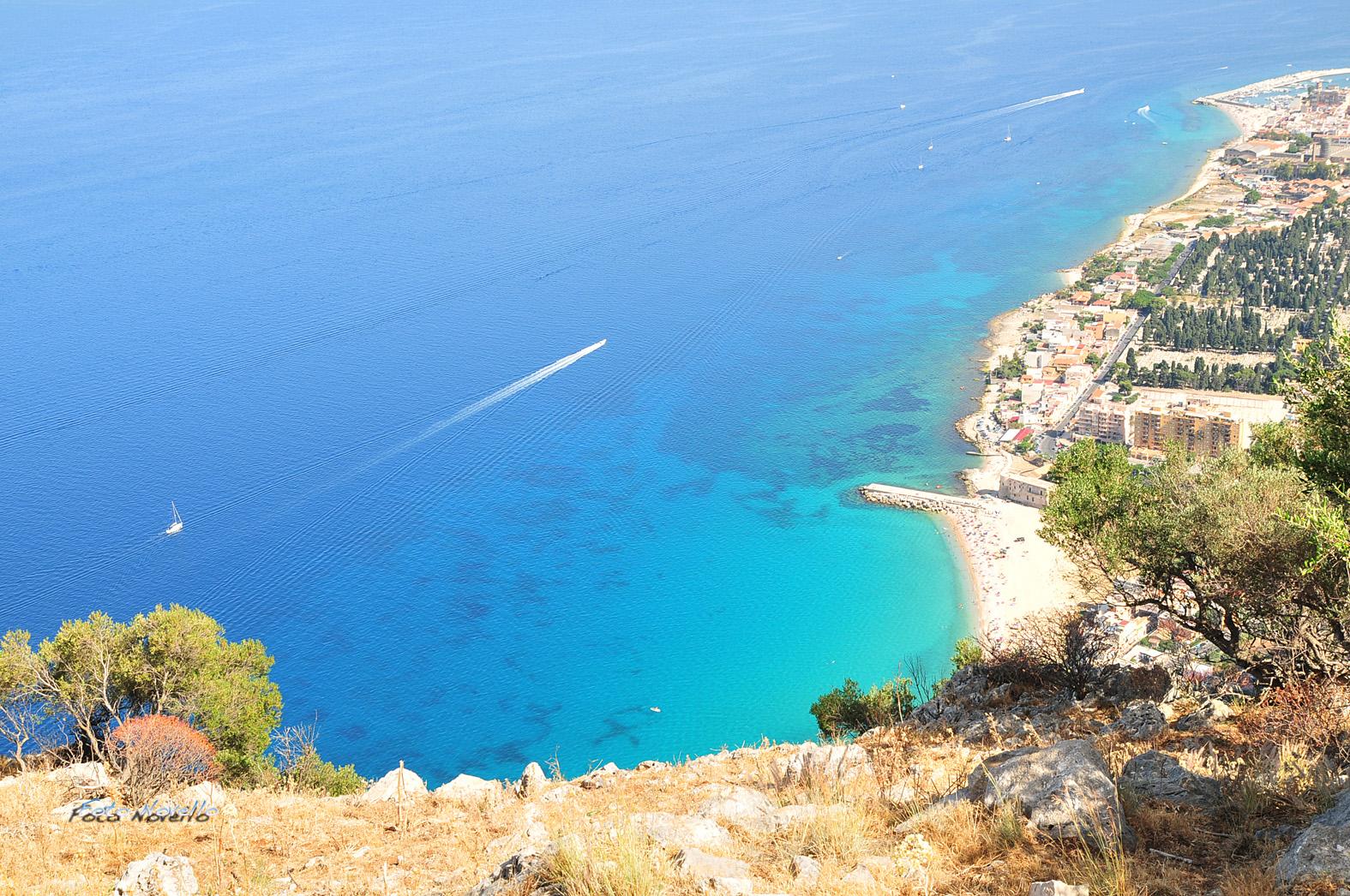 Mare di sicilia foto immagini paesaggi palermo natura for Disegni di paesaggi di mare