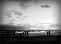 Mare d'inverno...