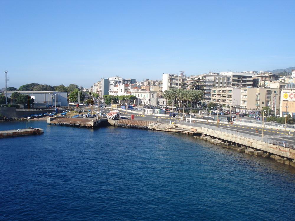 Mare Messina Porto maggio 2008