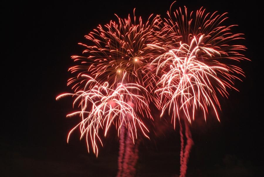 MaRhon - Feuerwerk