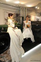 Maria & Daria präsentieren Haute Couture
