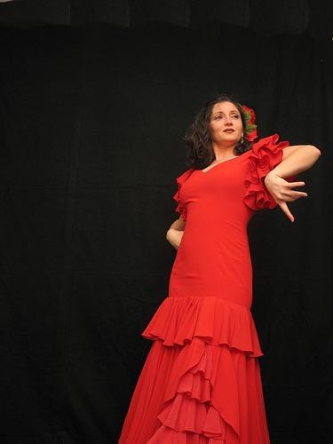 MARIA ... Flamencotänzerin Teil 3