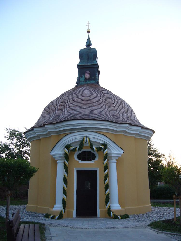 Maria-Hilf Kapelle in Markt Schwaben