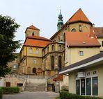 Maria- Himmelfahrtskirche Klodzko ( Glatz)