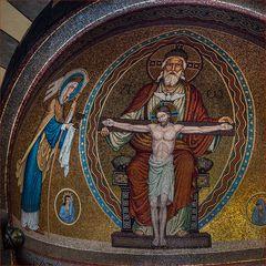 MARIA LAACH - südliche Seitenkapelle