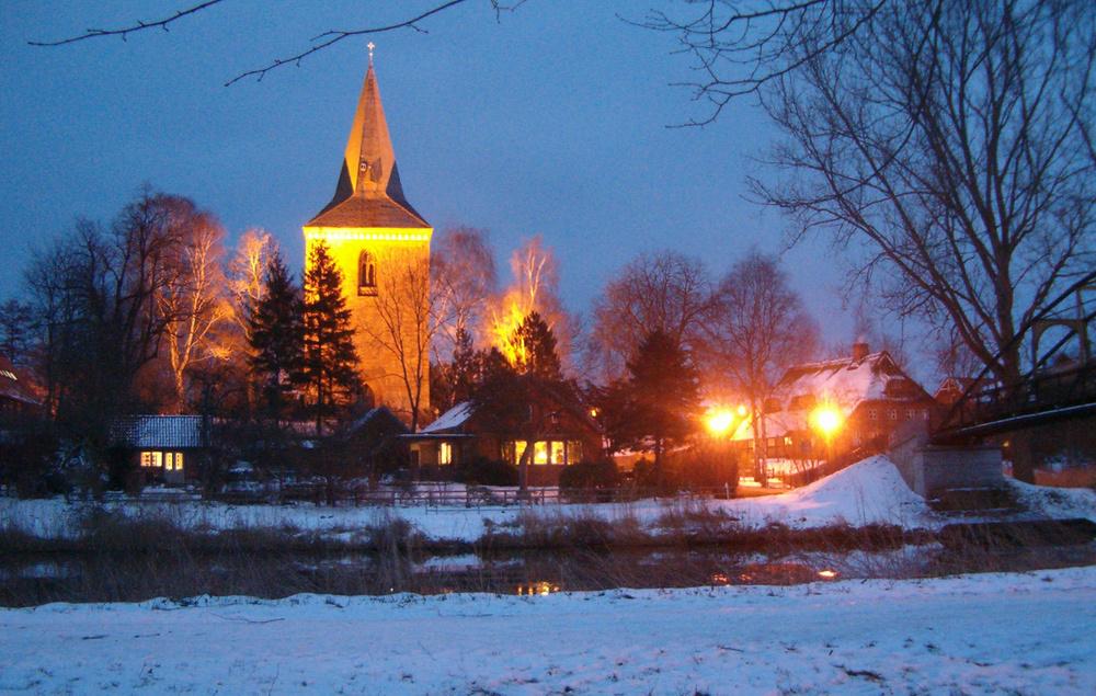 Maria-Magdalena-Kirche, Berkenthin