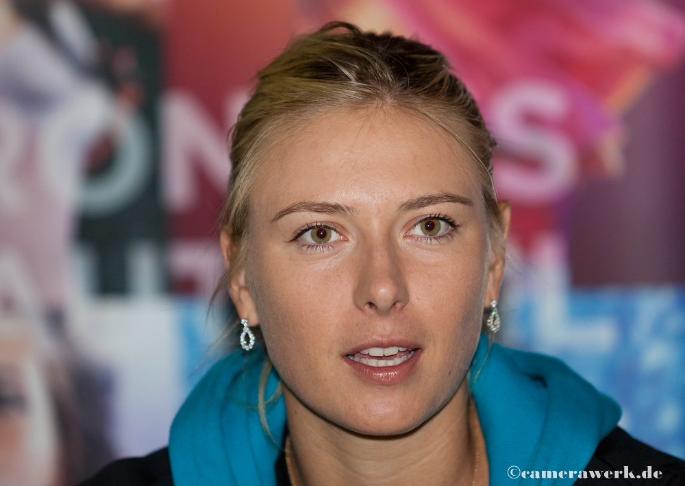 Maria Sharapova - Die Lady der Courts