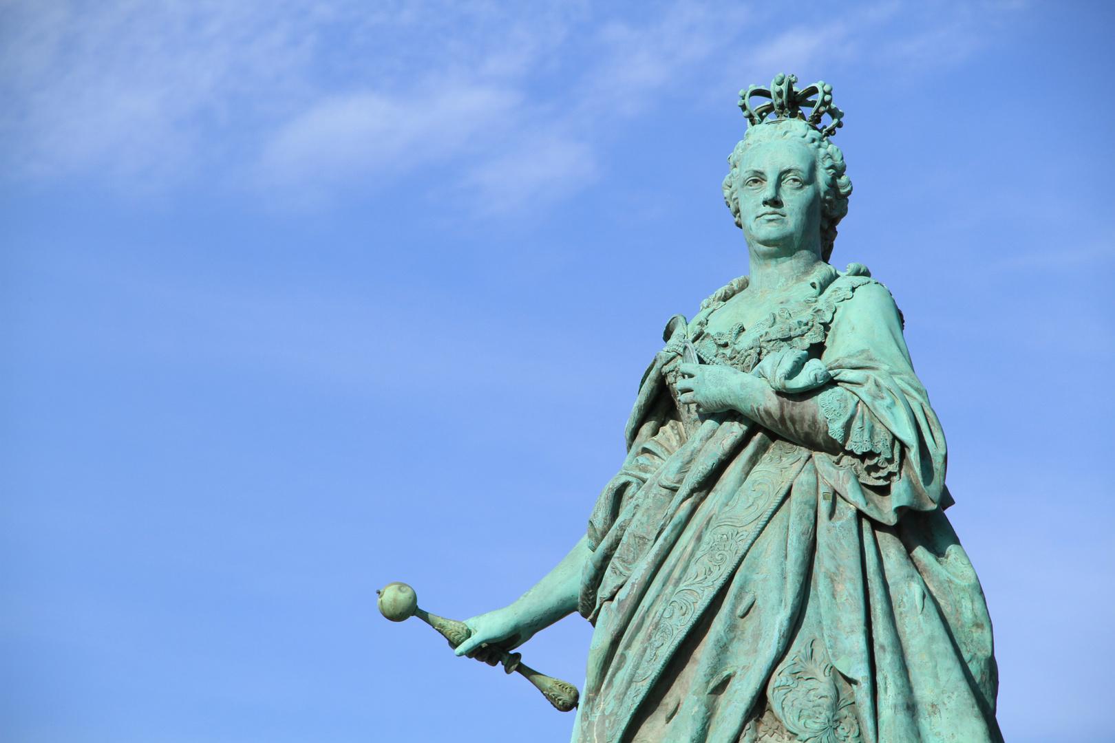 Maria Theresia Denkmal Klagenfurt