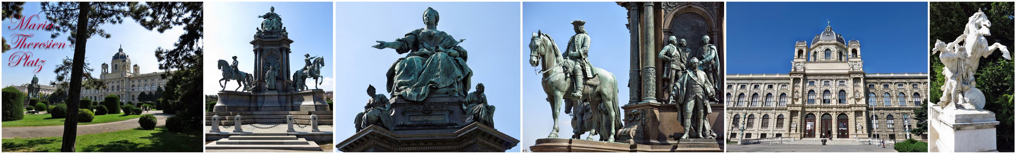 Maria-Theresien-Platz Wien