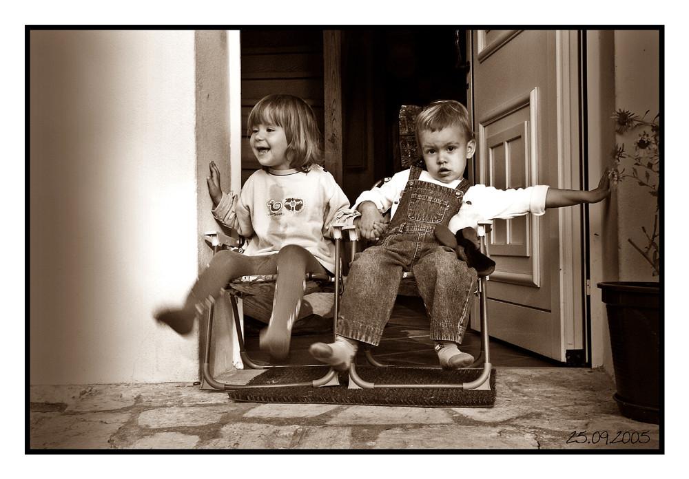 Maria und Lilli