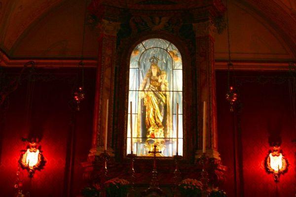 Maria Vergine Basilica di Superga Torino