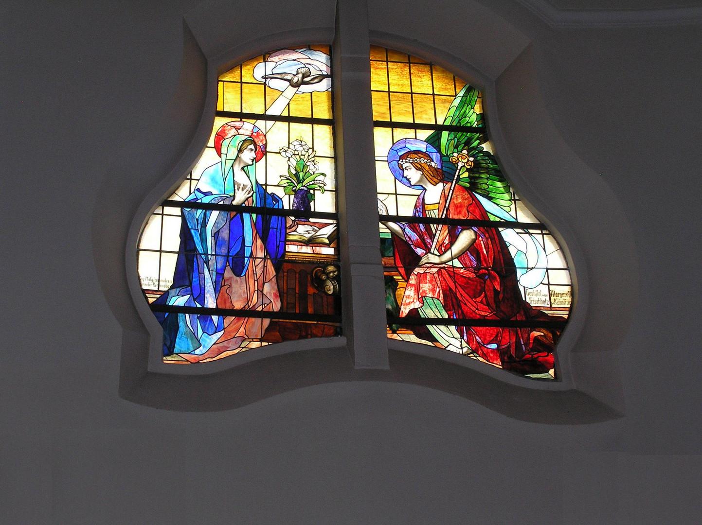 Maria Verkündung - Pfarrkirche Roggenstein