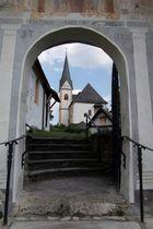 Maria Wörth am Wörthersee/ Kirche