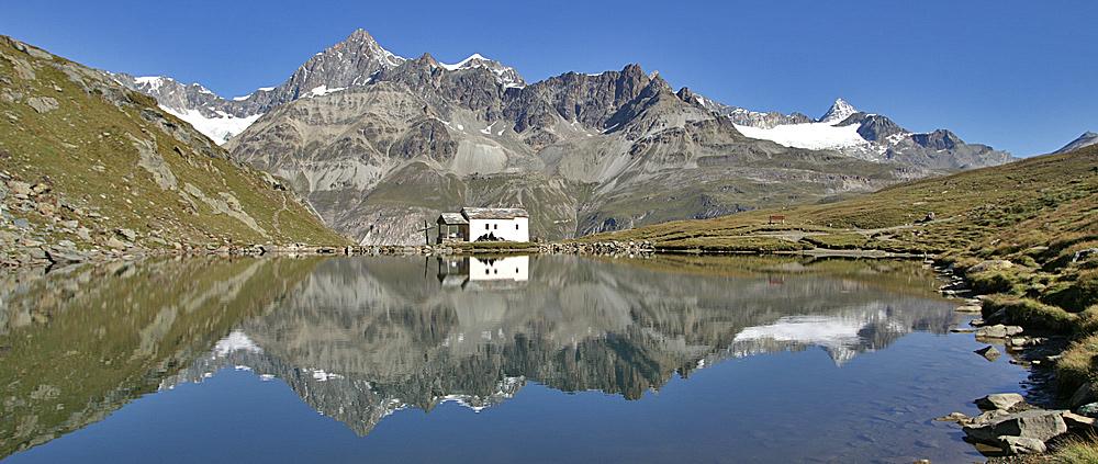 """""""Maria zum Schnee"""" (Schwarzsee Paradise, Zermatt, CH)"""