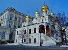 Mariä-Verkündigungs-Kathedrale, Kreml, Moskau