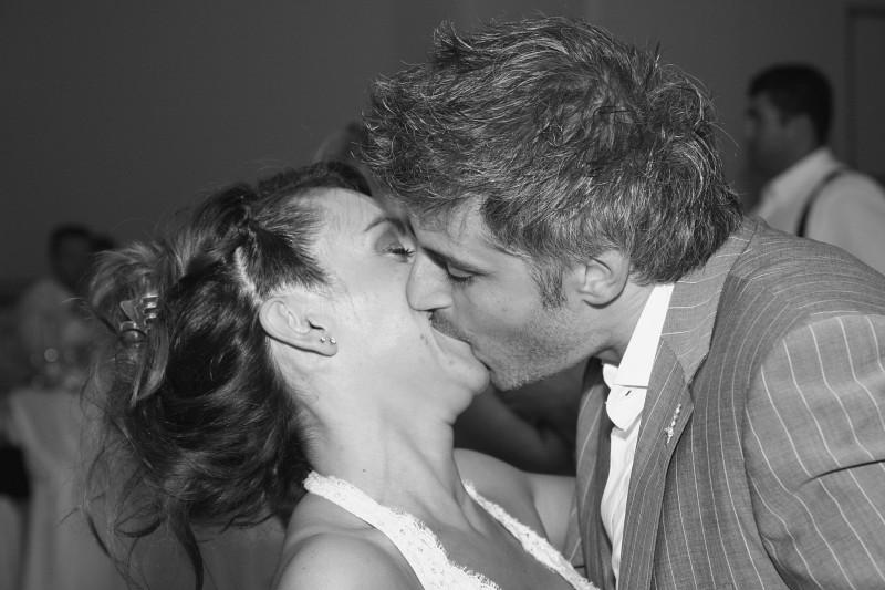 Mariage Kiss