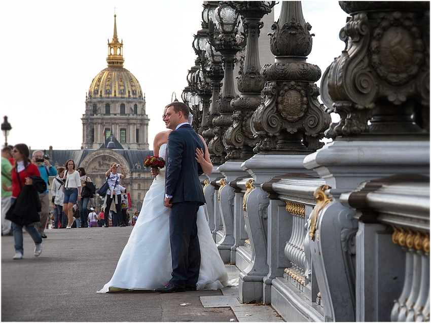 mariage touristes