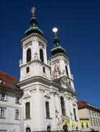 Mariahilfer Kirche Graz
