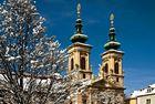Mariahilferkirche im winterlichen Graz!