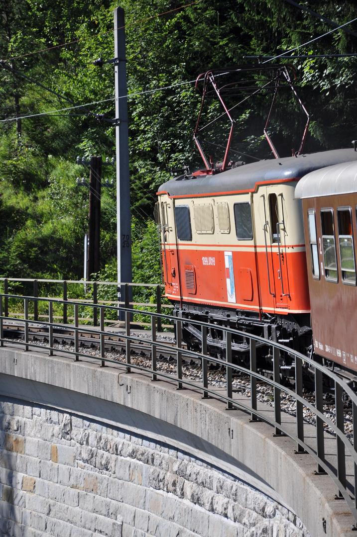 Mariazellerbahn Baureihe 1099