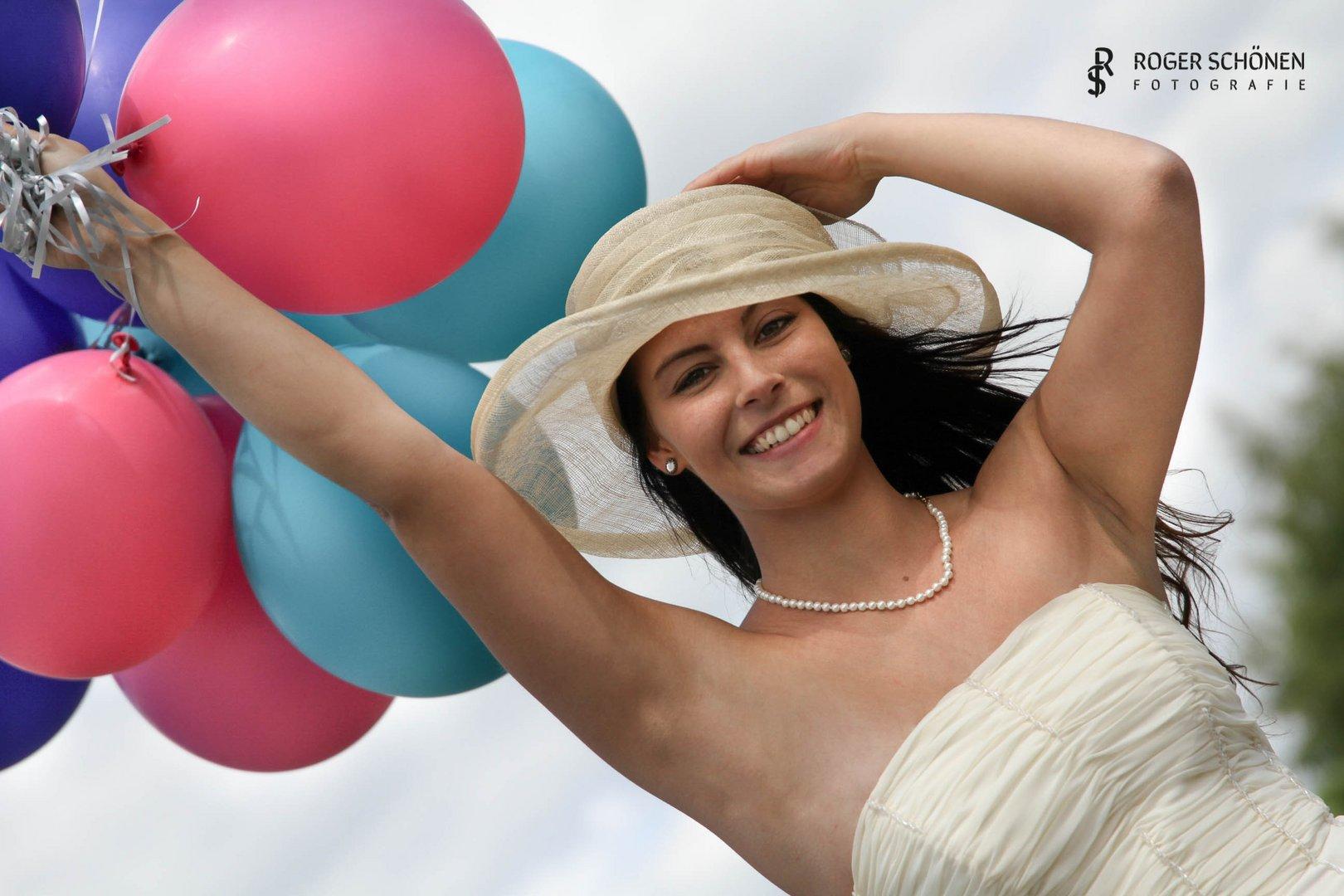 Marie - Ballon - Poppins