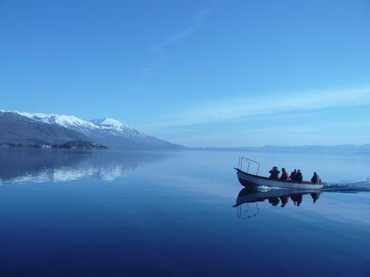 Marie CORNESSE   Ohrid, Macédoine