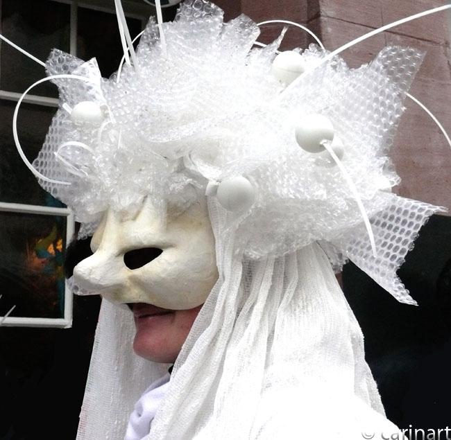 Mariée de carnaval