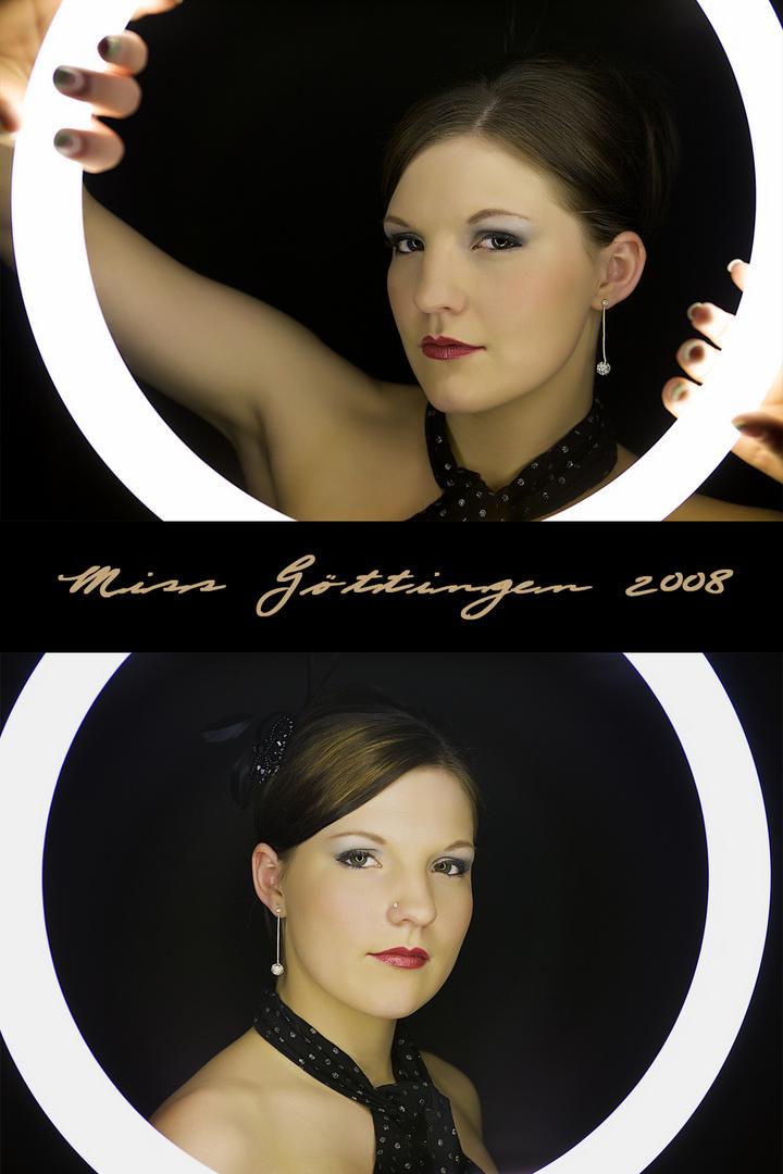 Marieke I ( Miss Göttingen 2008 )