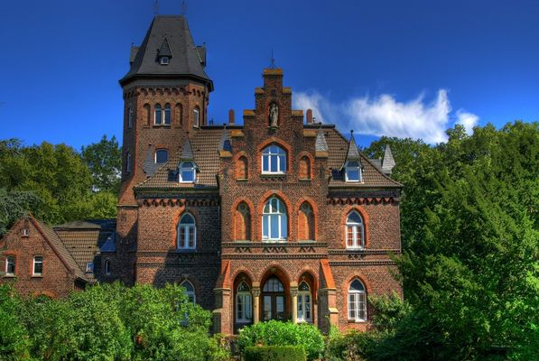 Marienburg in Monheim a Rhein