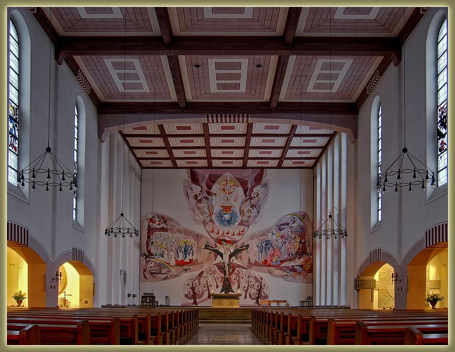Marienkirche Bochum Langendreer