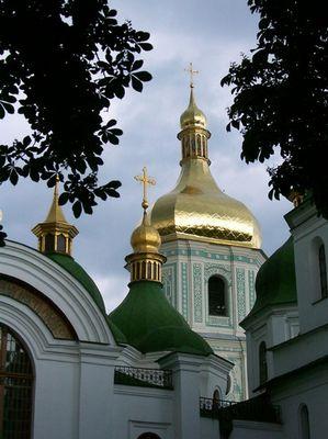 Marienkirche, Kiev, Ukraine, Mai 2002