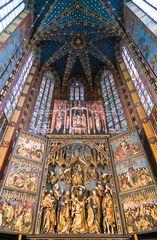 Marienkirche mit Chorraum, Krakau