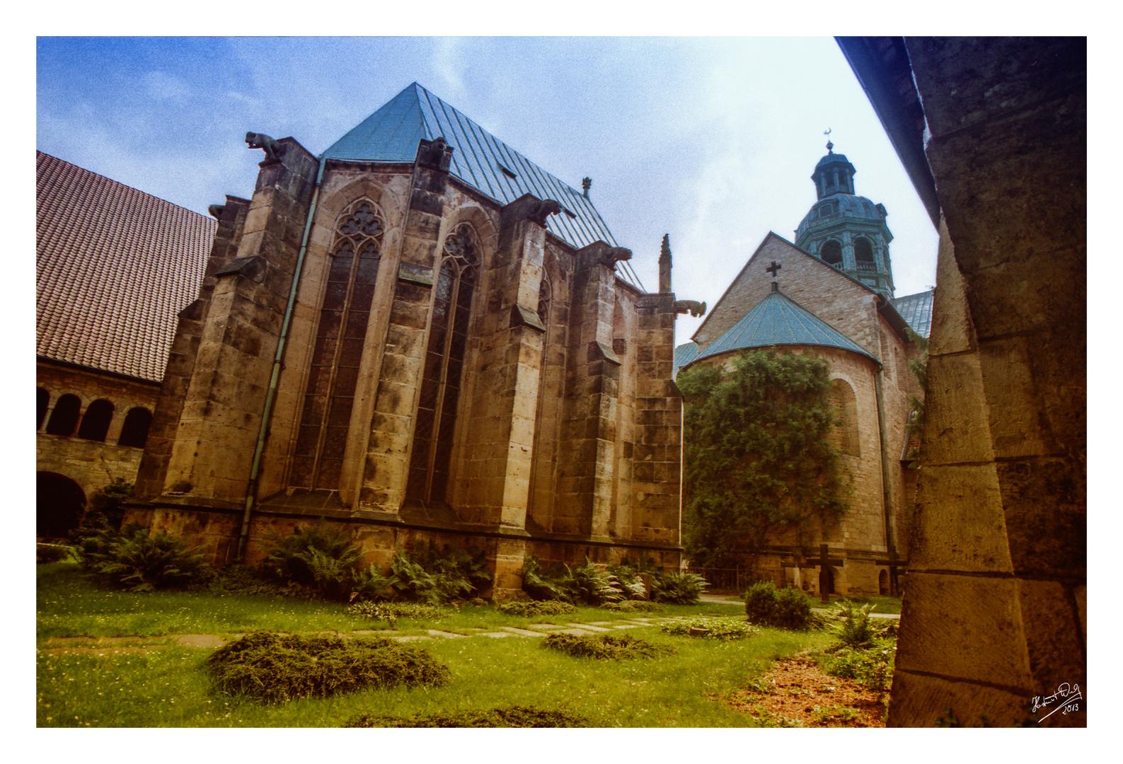 Marienkloster zu Hildesheim