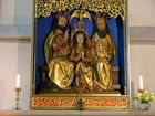 Marienkrönungsaltar im Altenberger Dom