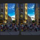 Marienplatz München 3D