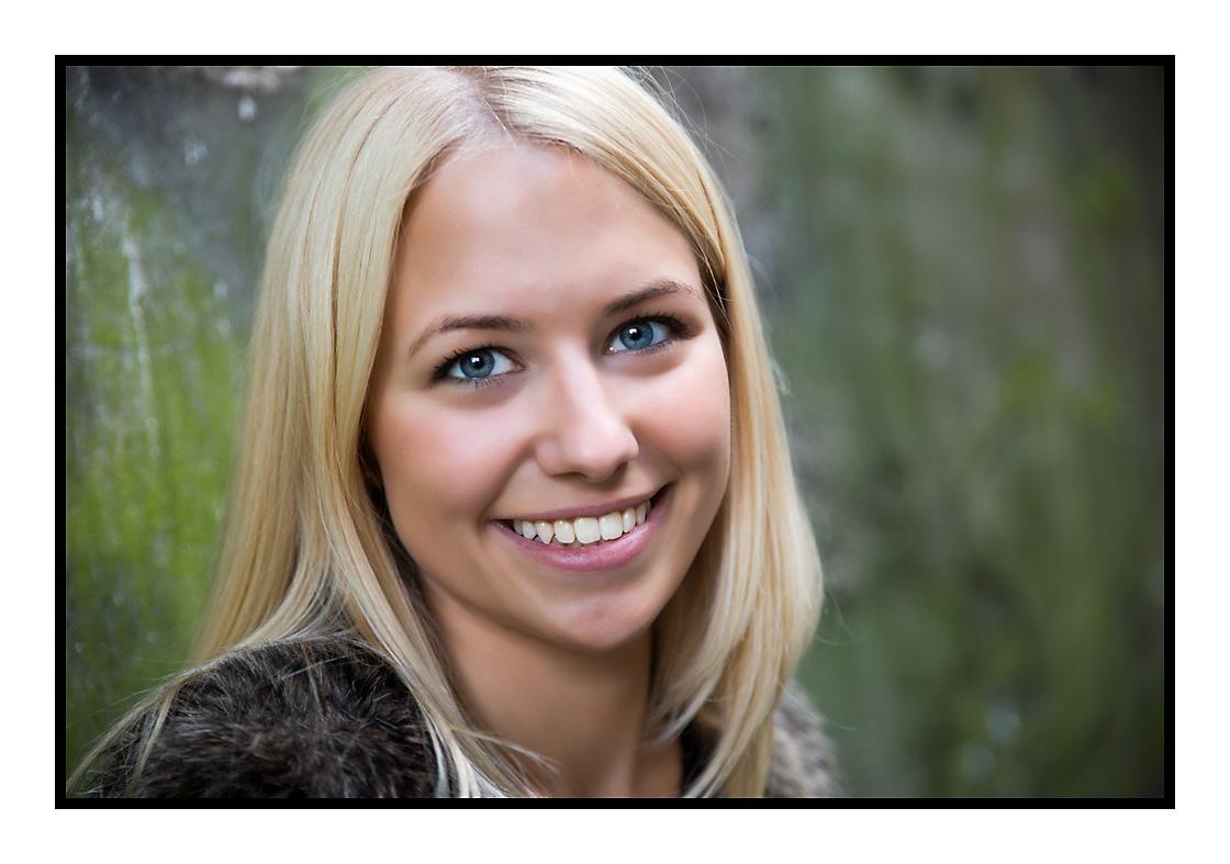 Marijke - ihr erstes Shooting