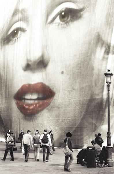 Marilyn in Madrid