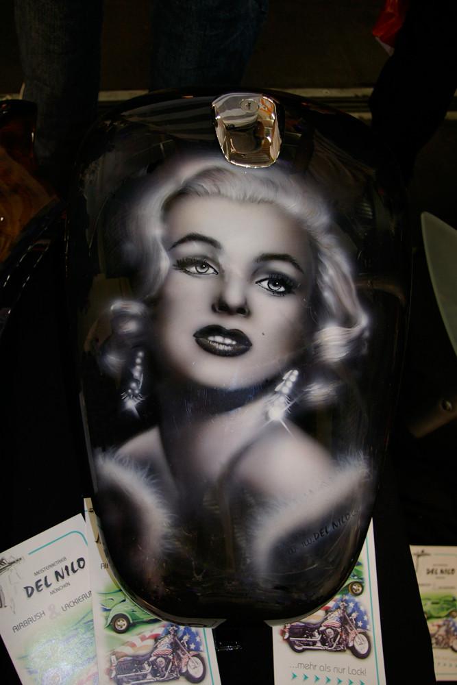 Marilyn Monroe ....